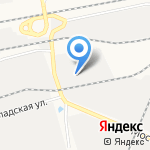 Шасси на карте Владимира