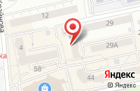 Схема проезда до компании Техник во Владимире