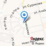 Таркус Рекордс на карте Владимира
