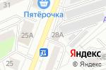 Схема проезда до компании Смарт Фуд во Владимире