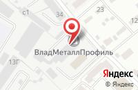 Схема проезда до компании Владимир Медиа Холдинг во Владимире