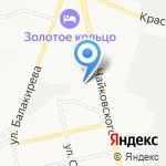 Детский сад №70 на карте Владимира