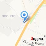 Долина на карте Владимира
