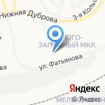 Студия дизайна на карте Владимира