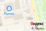 Схема проезда до компании Milavitsa во Владимире