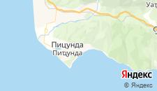 Отели города Лидзава на карте