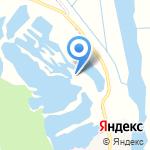 Поморская усадьба Боры-3 на карте Архангельска