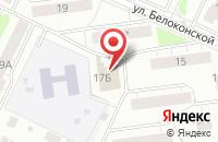 Схема проезда до компании ЗдравСити во Владимире