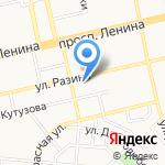 Диспетчер на карте Владимира