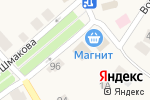 Схема проезда до компании Продуктовый магазин в Сновицах