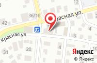 Схема проезда до компании Информ-Юст во Владимире
