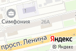 Схема проезда до компании Интерьер Имидж во Владимире
