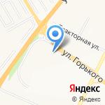 Биокор на карте Владимира