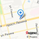 Очарование на карте Владимира