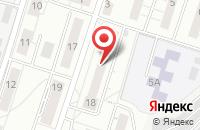 Схема проезда до компании Аптекарь во Владимире