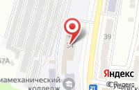 Схема проезда до компании Рекламное Агентство Два Капитана во Владимире