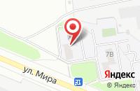 Схема проезда до компании Foodbox в Кудрово
