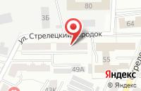 Схема проезда до компании Куратор во Владимире