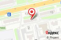Схема проезда до компании SolTravel во Владимире