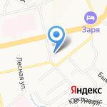 Средняя общеобразовательная школа №41 на карте Владимира