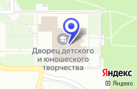 Схема проезда до компании ДВОРЕЦ ДЕТСКОГО И ЮНОШЕСКОГО ТВОРЧЕСТВА во Владимире