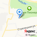 Диспетчерская 33 на карте Владимира