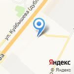 Техстройконтракт-Сервис Владимир на карте Владимира