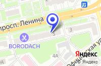 Схема проезда до компании ОПЕРАЦИОННАЯ КАССА № 8611/020 СБЕРБАНК РОССИИ во Владимире