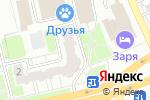 Схема проезда до компании Ситилаб во Владимире