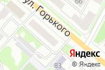 Схема проезда до компании Каре во Владимире