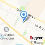 Центр развития ребенка-детский сад №18 на карте Владимира