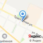 Торгово-транспортная компания на карте Владимира
