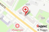 Схема проезда до компании Центр Информационных Технологий и Права «Гарант-Владимир» во Владимире