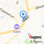 Печатный Двор на карте Владимира