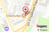 Схема проезда до компании Ск-Медиа во Владимире