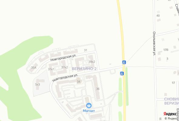 жилой комплекс Веризино-2