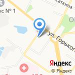 Билд Юнион Групп на карте Владимира