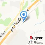 Мир Строительной техники на карте Владимира