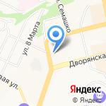 Владимирский авиамеханический колледж на карте Владимира
