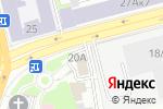 Схема проезда до компании МегаФон во Владимире