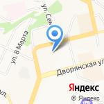 Golden Pole на карте Владимира