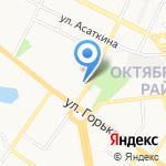 Регионгражданпроект на карте Владимира