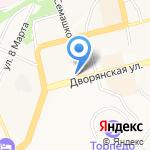 Стройсервис на карте Владимира