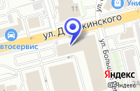 Схема проезда до компании ВЛАДИМИРСКИЙ ИНСТИТУТ БИЗНЕСА во Владимире