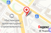 Схема проезда до компании Первопечатникъ во Владимире