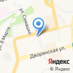 Оборонрегистр на карте Владимира