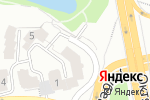 Схема проезда до компании Mir Architects во Владимире