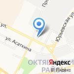 Магазин автозапчастей для тракторов на карте Владимира