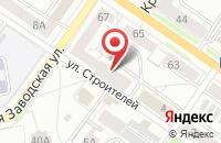Схема проезда до компании Номер во Владимире