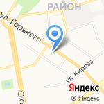 Forex на карте Владимира